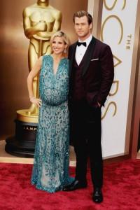 Chris-Hemsworth-Elsa-Pataky-Oscars-2014-510x765