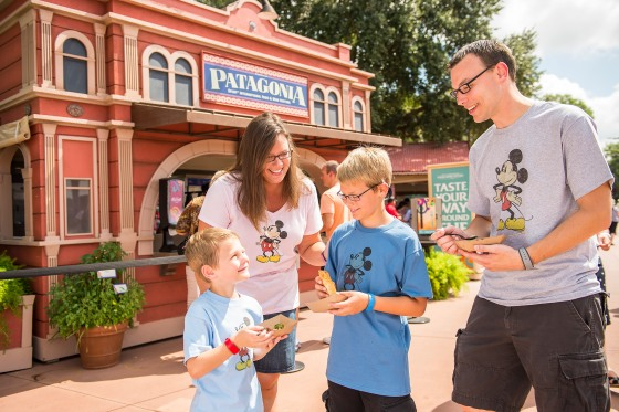 Epcot International Food & Wine Festival: Patagonia Marketplace