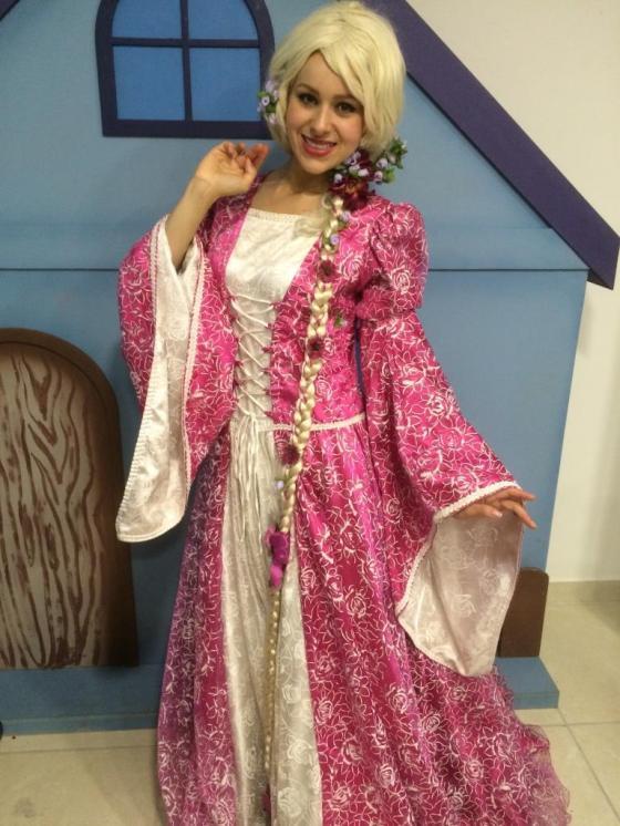Rapunzel - crédito Acervo Grupo Vira Festa - baixa