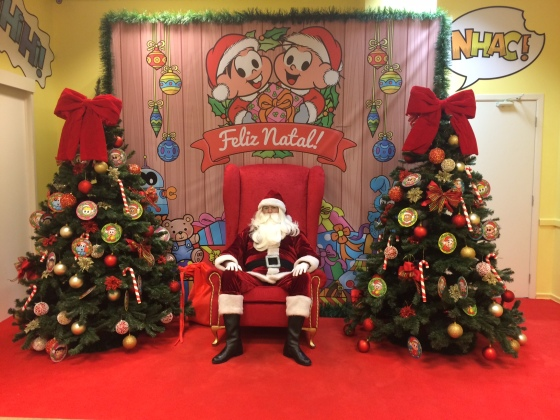 Foto Cantinho do Papai Noel (1)